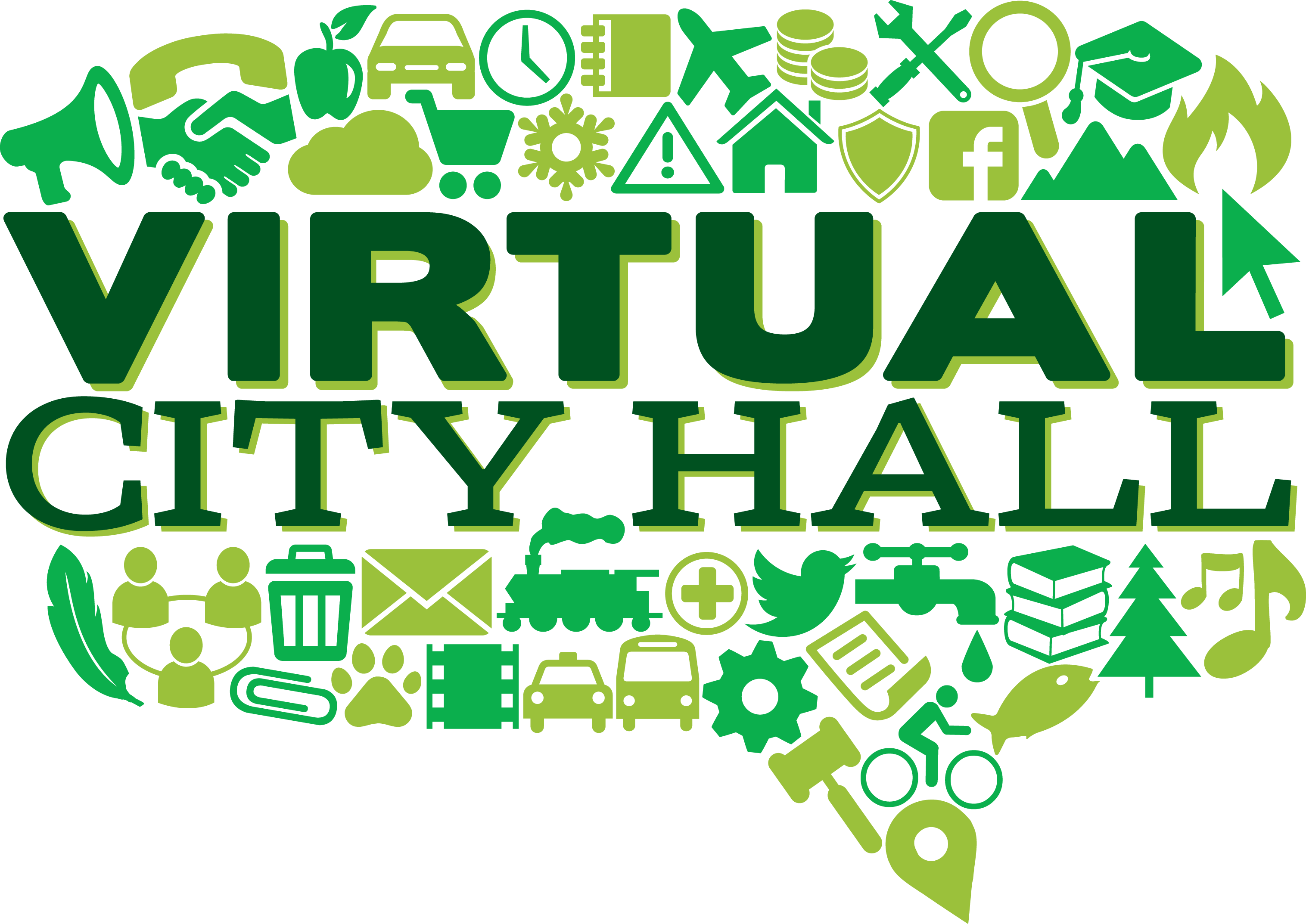 Virtual City Hall Opens in new window