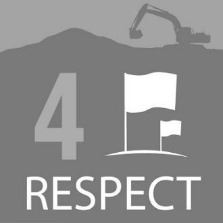 Fourth Step - Respect the marks