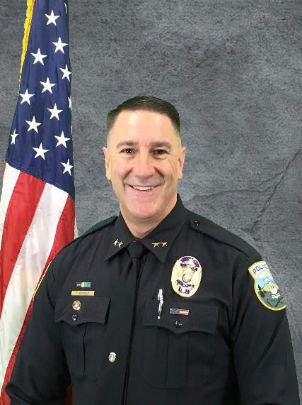 Photo of Chief of Police, Bob Brammer