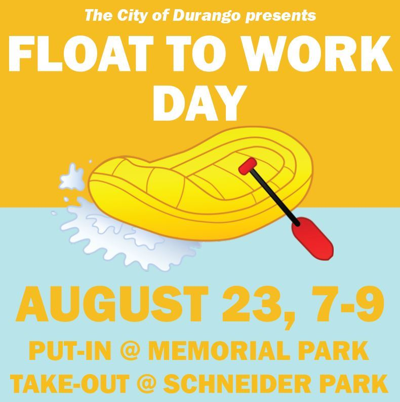 Float to Work Day August 23
