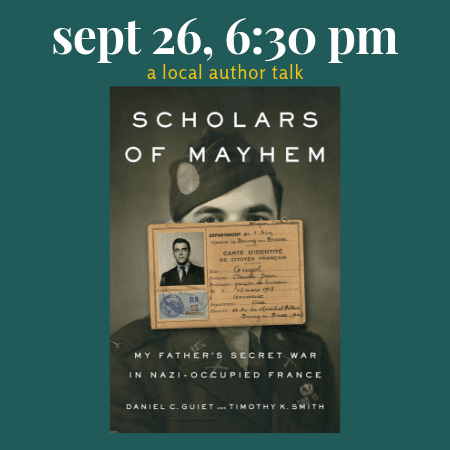Scholars of Mayhem graphic