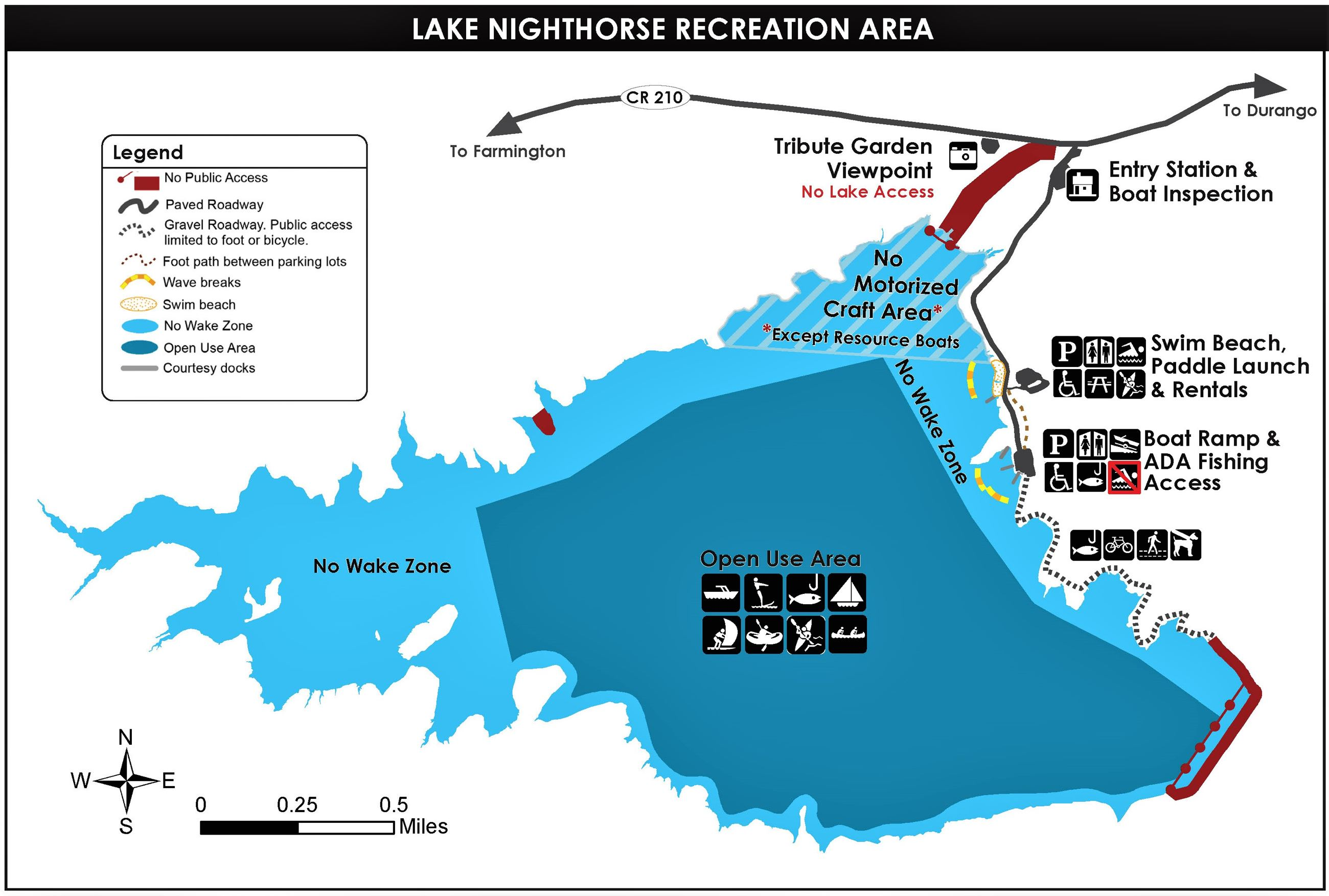 Lake Nighthorse 2021 Brochure MAP 3 16 2021